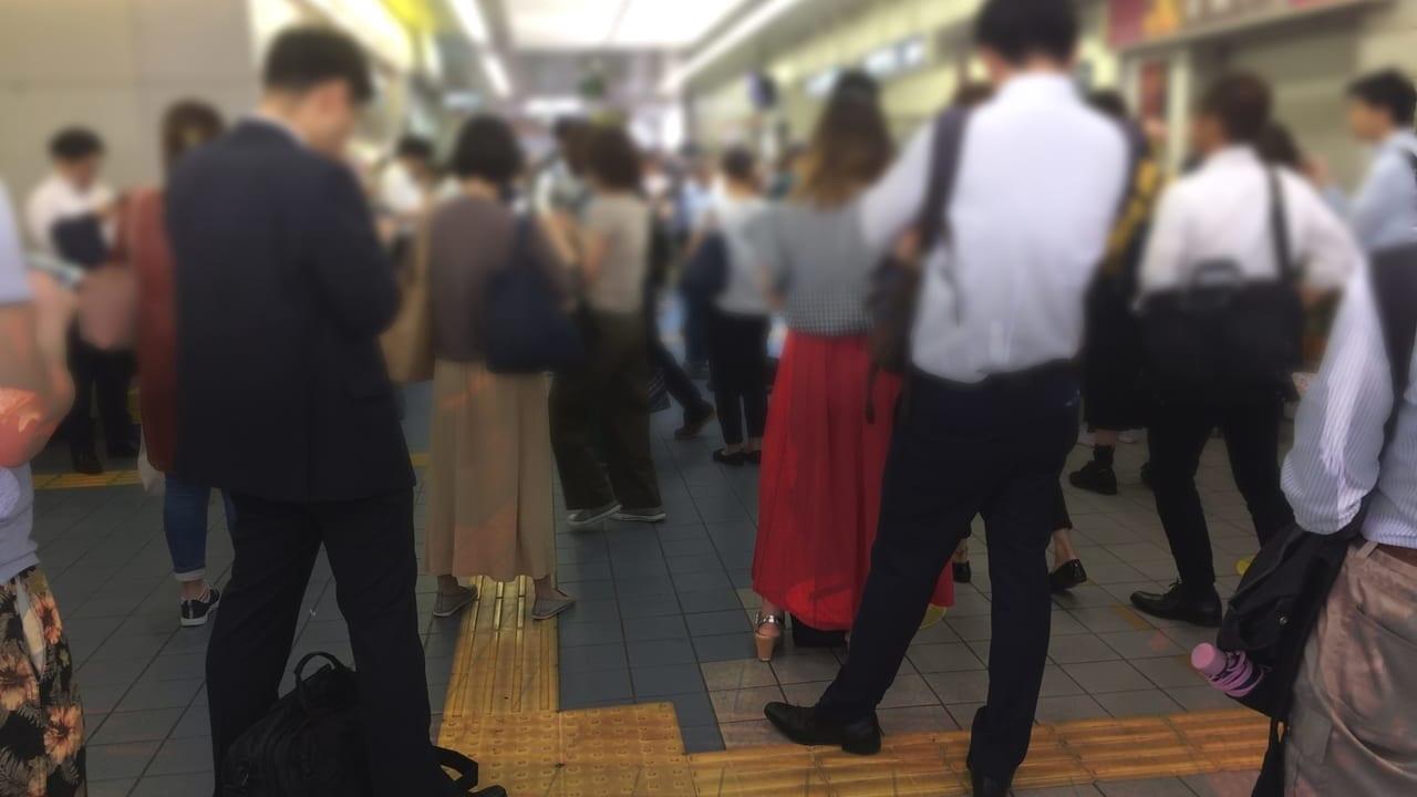 西岐阜駅事故